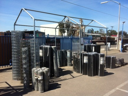 Frontier Fence Inc Retail