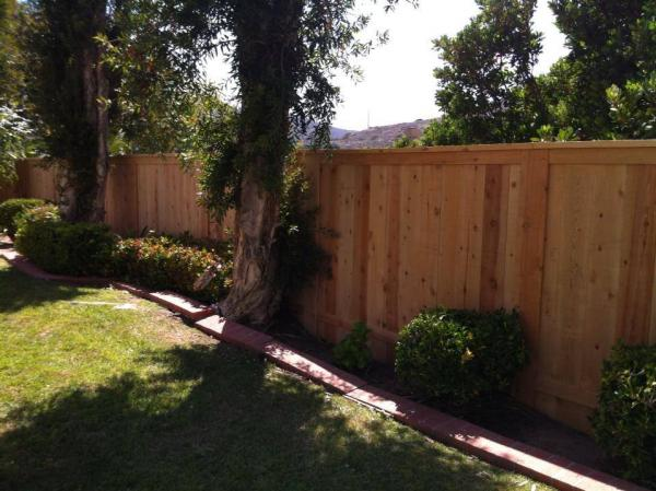 Frontier Fence Inc Wood