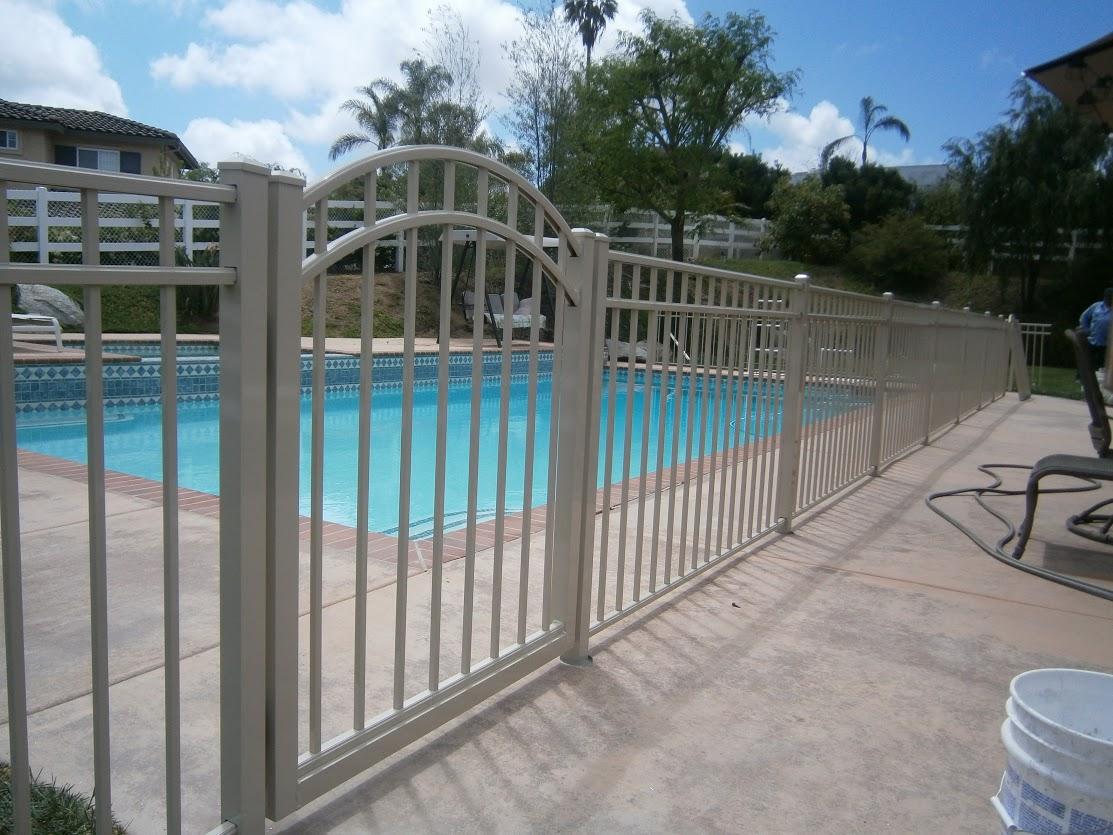 Frontier Fence Inc Aluminum
