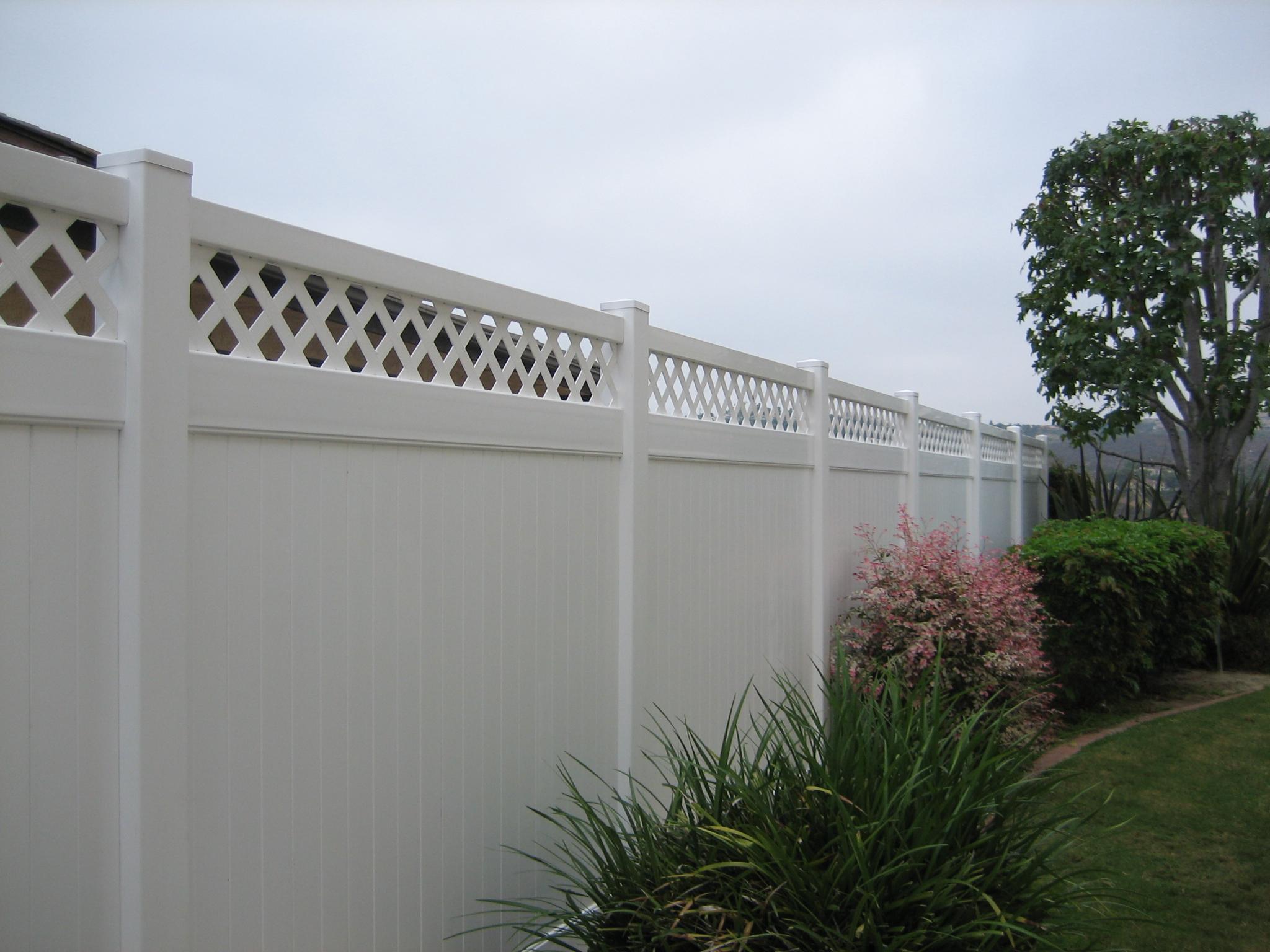 Frontier Fence Inc Vinyl