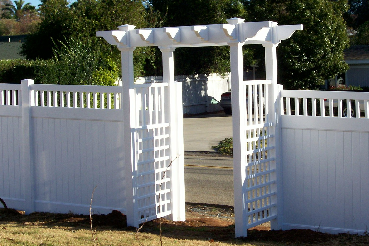 Frontier Fence Inc Special Projects