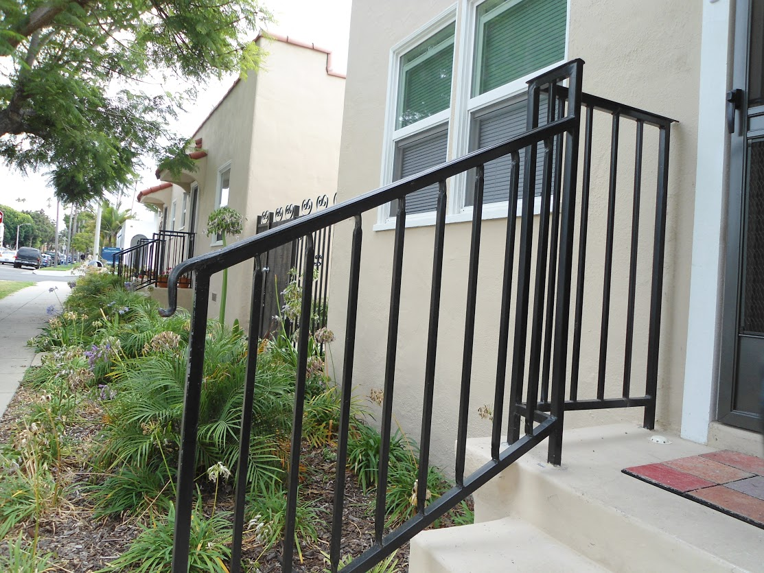 Frontier Fence Inc Stair And Patio Railing